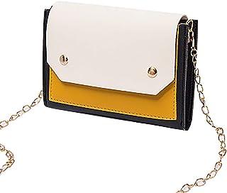 Bageek Shoulder Bag Fashion Simple Messenger Bag Travel Crossbody Bag for Women