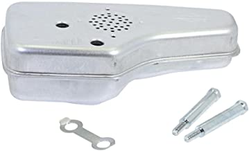 Briggs & Stratton 692038 Lo-Tone Muffler For 6 HP Quantum Engines, or 625-675 Series Engines