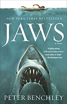 Jaws: A Novel by [Peter Benchley]