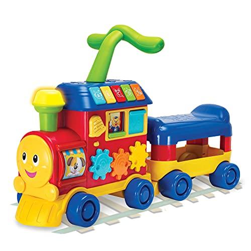 Walker Ride On Learning Train