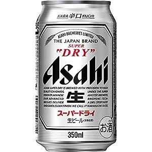 """【ビール】アサヒ スーパードライ [ ビール 350ml×24本 ]"""""""