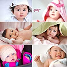 Giant Innovative Cute Baby's Boy Poster for Pregnant Women (300 GSM Paper, 12x18 Inches each, Multicolour) -Combo Set of 6