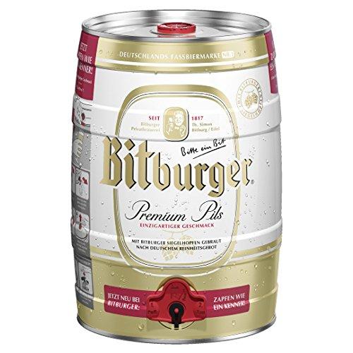 Bitburger Pils (1x 5l)
