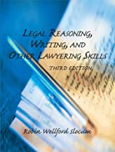 Legal Reasoning, Writing, and Other Lawyering Skills, Third Edition (2011) PDF