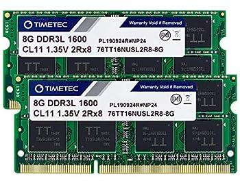 Best 16gb ddr3 laptop memory Reviews