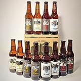 Smartbox - Caja Regalo - Cervezas Califa a Domicilio: Pack de 12 Cervezas artesanas y Notas de cata - Ideas Regalos Originales