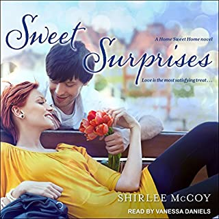 Sweet Surprises audiobook cover art