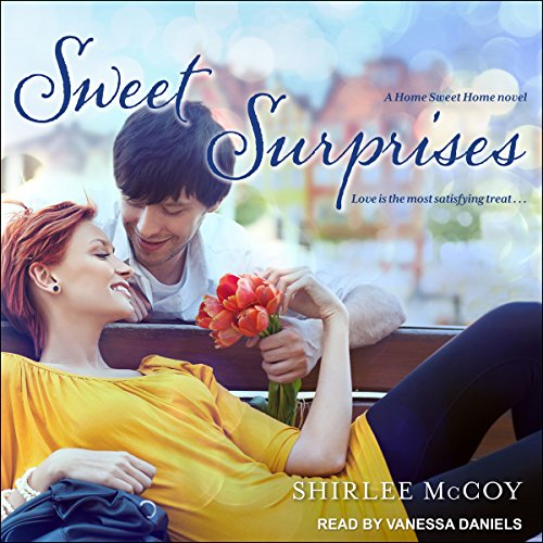 Sweet Surprises audiobook cover art