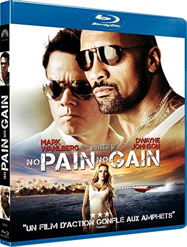 Pain No Gain [Blu-Ray]