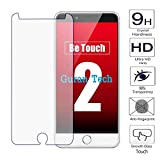 Guran® Protector de Pantalla Vidrio Cristal Templado Para Ulefone Be Touch 2 Smartphone Film