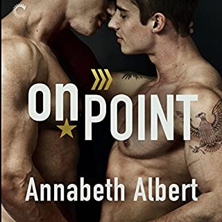 On Point     Out of Uniform, Book 3              Written by:                                                                                                                                 Annabeth Albert                               Narrated by:                                                                                                                                 J. F. Harding                      Length: 8 hrs and 6 mins     6 ratings     Overall 4.3