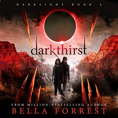 Darkthirst audiobook cover art