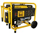 generator for emergency power bug out shack WEN