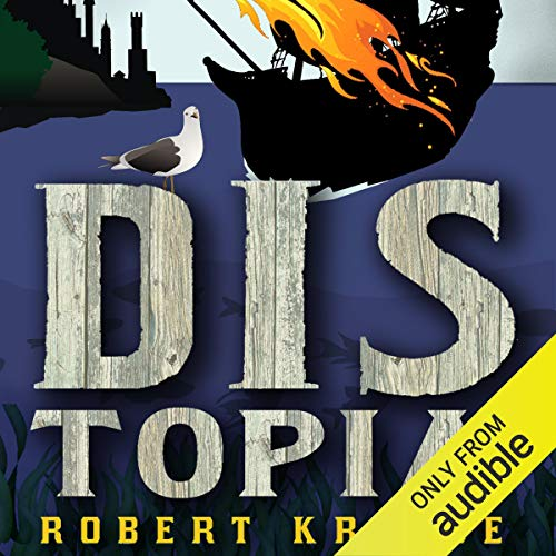 Distopia audiobook cover art