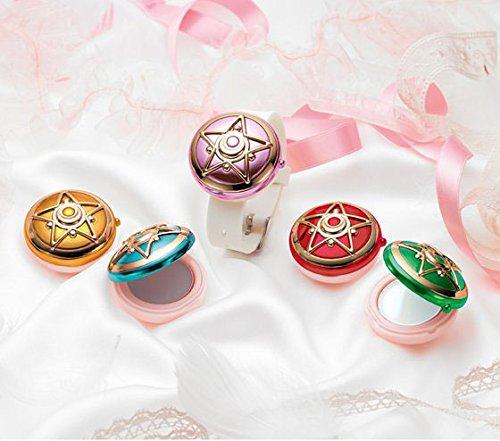 Bandai Sailor Moon Sailor Moon Geschenkidee, Trucchi, Schmuck, Fragranz, Mehrfarbig, 83349