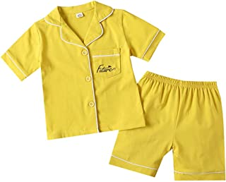 Newborn Baby Girls Bodysuit Short-Sleeve Onesie Surfing Silvery Print Rompers Spring Pajamas