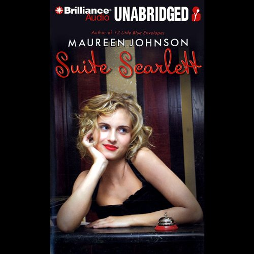 Suite Scarlett audiobook cover art