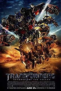 Transformers 2: Revenge of the Fallen POSTER Movie (27 x 40 Inches - 69cm x 102cm) (2009) (Style J)