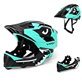casco integral bicicleta