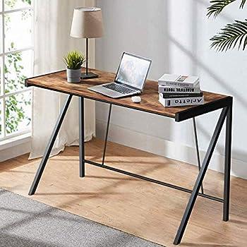 Amzdeal 39.4 Inch Computer Writing Desk