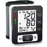 Best Wrist Blood Pressure Monitors - MMIZOO Digital Blood Pressure Monitors Fully Automatic Wrist Review
