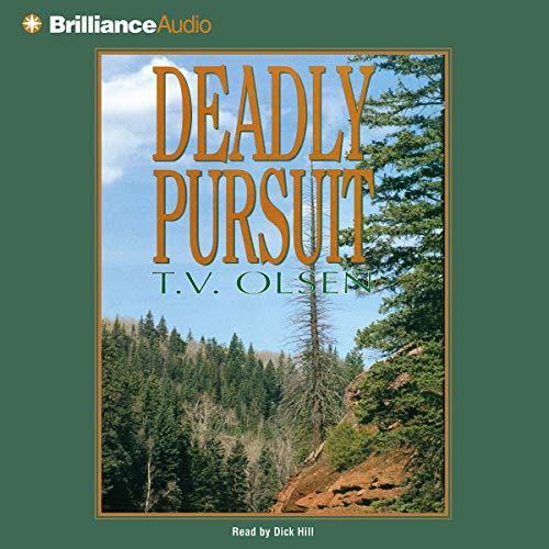 Deadly Pursuit audiobook cover art