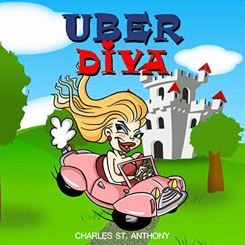 Uber Diva audiobook cover art