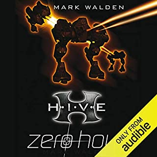 H.I.V.E.: Zero Hour cover art