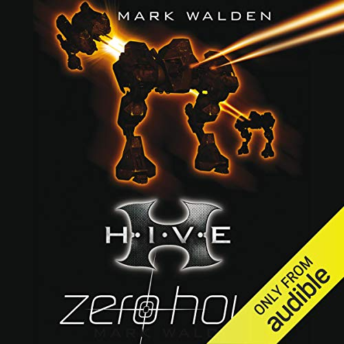 H.I.V.E.: Zero Hour audiobook cover art