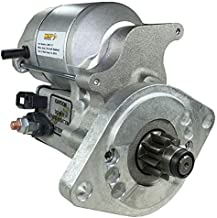 Rareelectrical NEW GEAR REDUCTION STARTER COMPATIBLE WITH JEEP WILLYS CJ-3A 1946 1947 1948 MZ4137 MZ4162