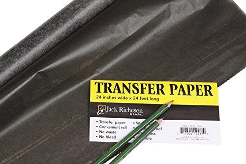 Richeson Transfer Paper Roll 24-Inch x 24-Feet (101050)