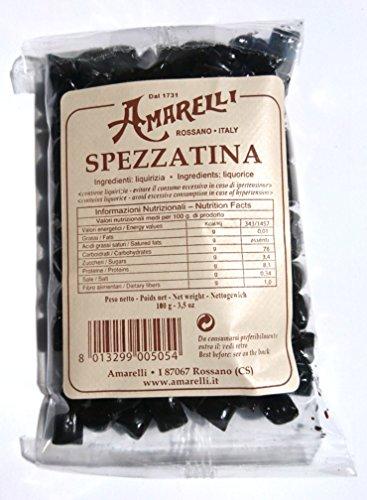 Spezzatina sacchetto 100g - Liquirizia Amarelli
