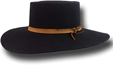 Western 3:10 to Yuma Charlie Prince replica antiqued hat