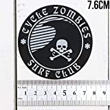 Cycle Zombies サイクルゾンビーズ CZ STICKER ステッカー CZ-STK-001#3 [並行輸入品]