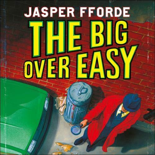 Couverture de The Big Over Easy