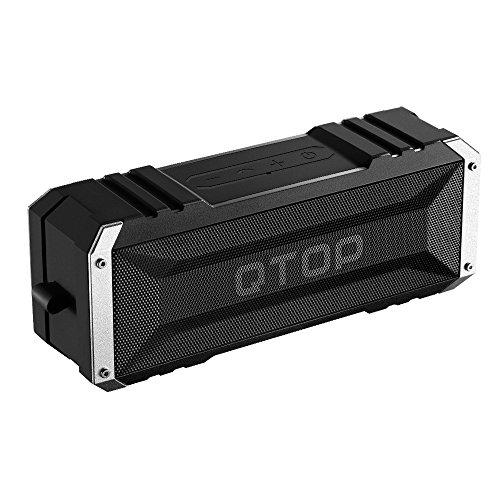 Qtop(キュートップ)『BluetoothスピーカーPunkerQTBS008AB』