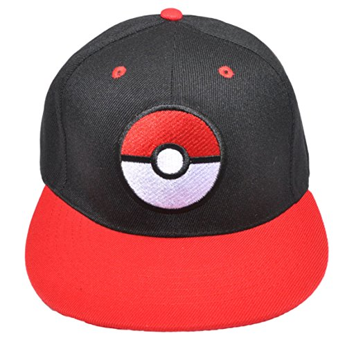 Gorras de béisbol anime con visera del Team Mystic,...