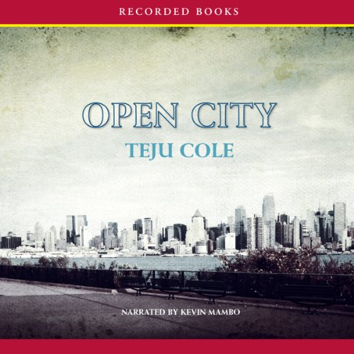 Open City audiobook cover art