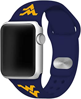 wvu apple watch band