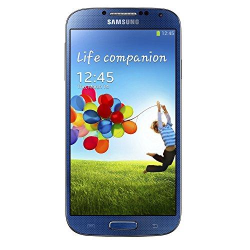 Samsung Galaxy S4 I337 16GB Unlocked GSM 4G LTE Smartphone, Arctic Blue w/ 13MP Camera