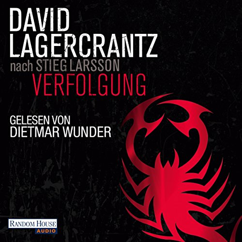 Verfolgung audiobook cover art