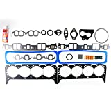 ECCPP Engine Replacement Head Gasket Set fit 1987-1995 for Chevrolet for GMC for Buick for Oldsmobile Fleetwood 5.7L Engine Head Gaskets