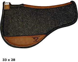 round skirt barrel saddle
