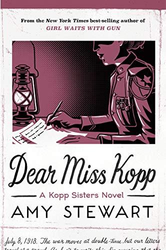 Dear Miss Kopp (A Kopp Sisters Novel Book 6)