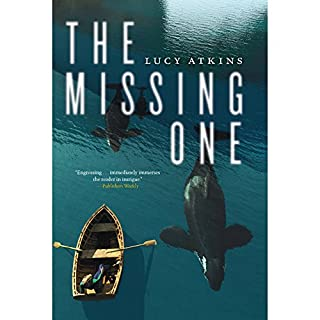 The Missing One audiobook cover art