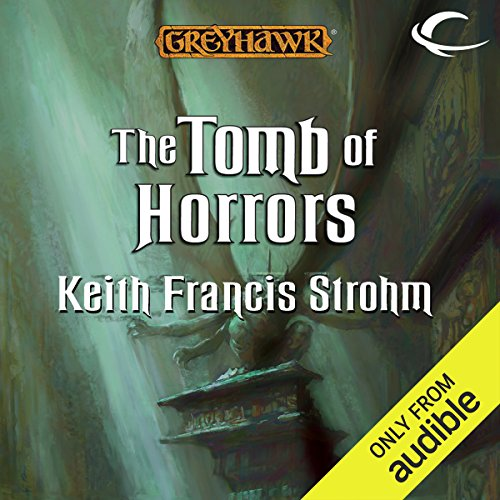 The Tomb of Horrors audiobook cover art