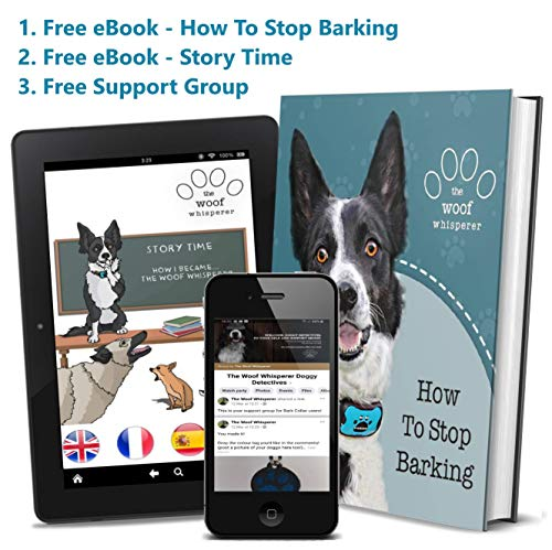 Woof Whisperer book and app