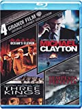 George Clooney Collection (4 Grandi Film)(Box 4 Br)