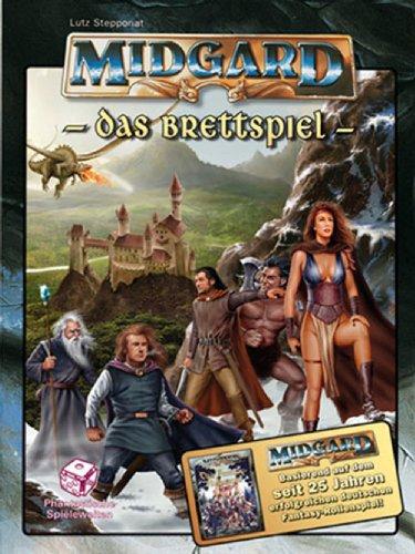 Heidelberger Spieleverlag HEIPW001 - Midgard, Das Brettspiel