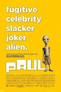 paul movie poster 2011